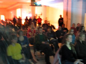 opening Directors Lounge 2006
