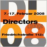 Directors Lounge 2007