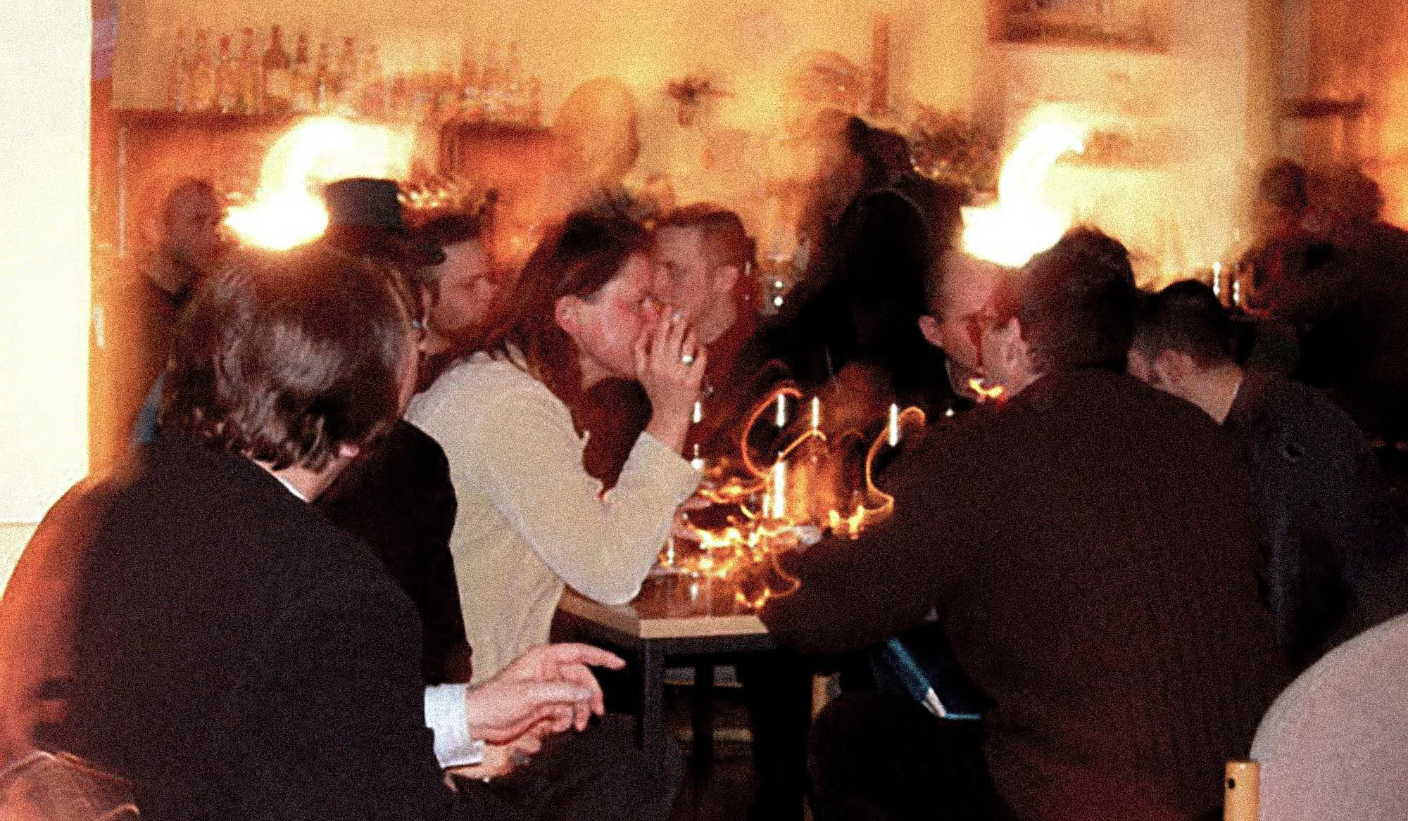 The first Berlin International Directors Lounge, 2005.