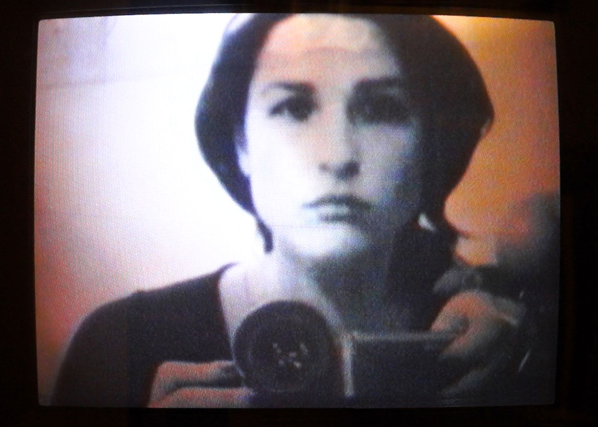André Werner, Was vom Kino übrig bleibt | What Remains Of Cinema #4 Girl with a Video Camera