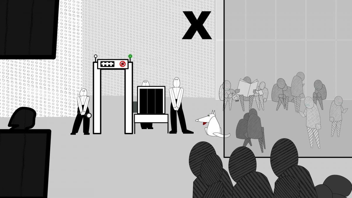 Medienwerkstatt Berllin | Lioba von den Driesch Gate X