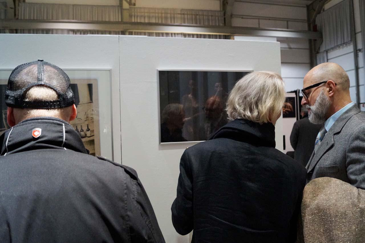 Directors Lounge | A&O gallery at the C.A.R. Photo Media art fair