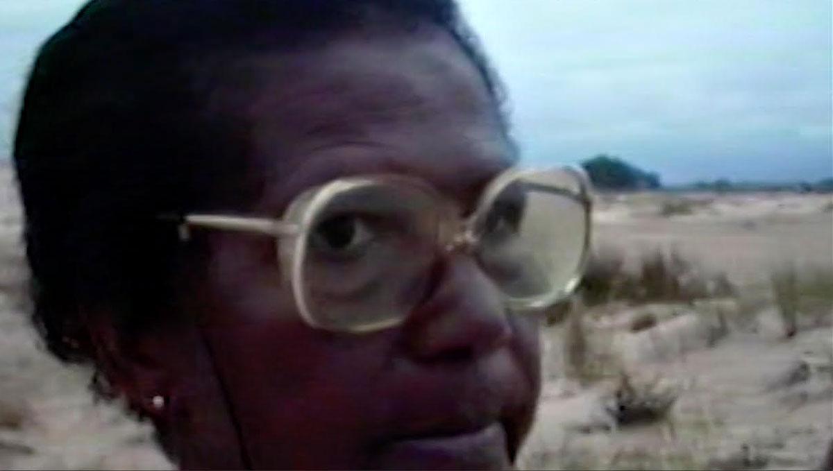 video still from Leonarda by Brazil filmmaker Elaine Tedesco